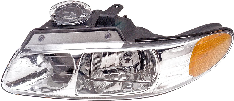 Dorman 1590450 Driver Side Headlight Assembly For Select Chrysler Models