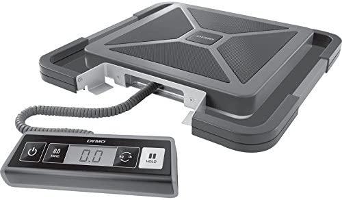 Dymo S100 Digital Postal Scale - 100 kg Maximum Weight Capacity