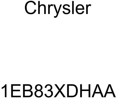 Genuine Chrysler 1EB83XDHAA Steering Wheel