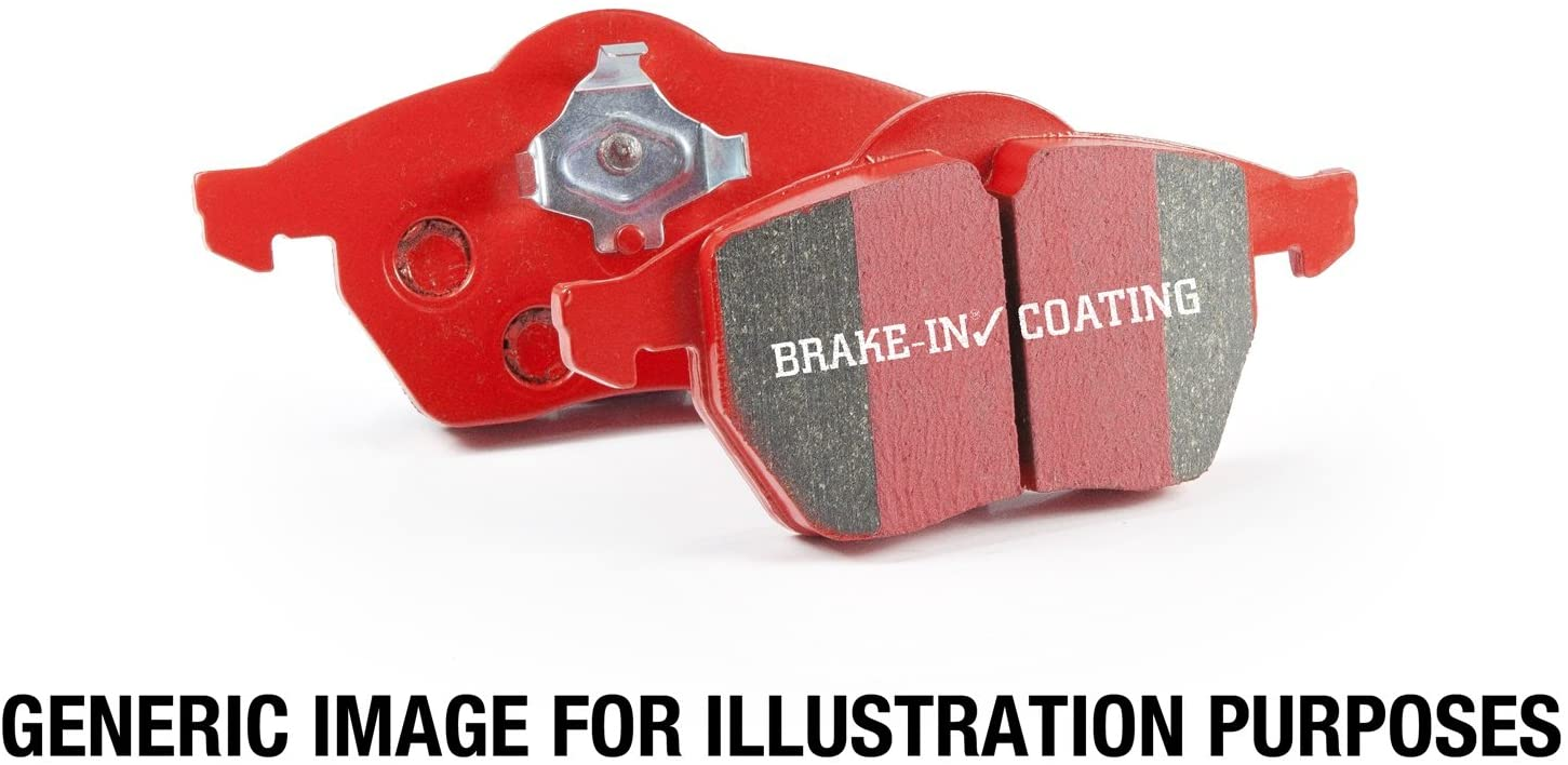 EBC Brakes DP3729C Redstuff Ceramic Low Dust Brake Pad