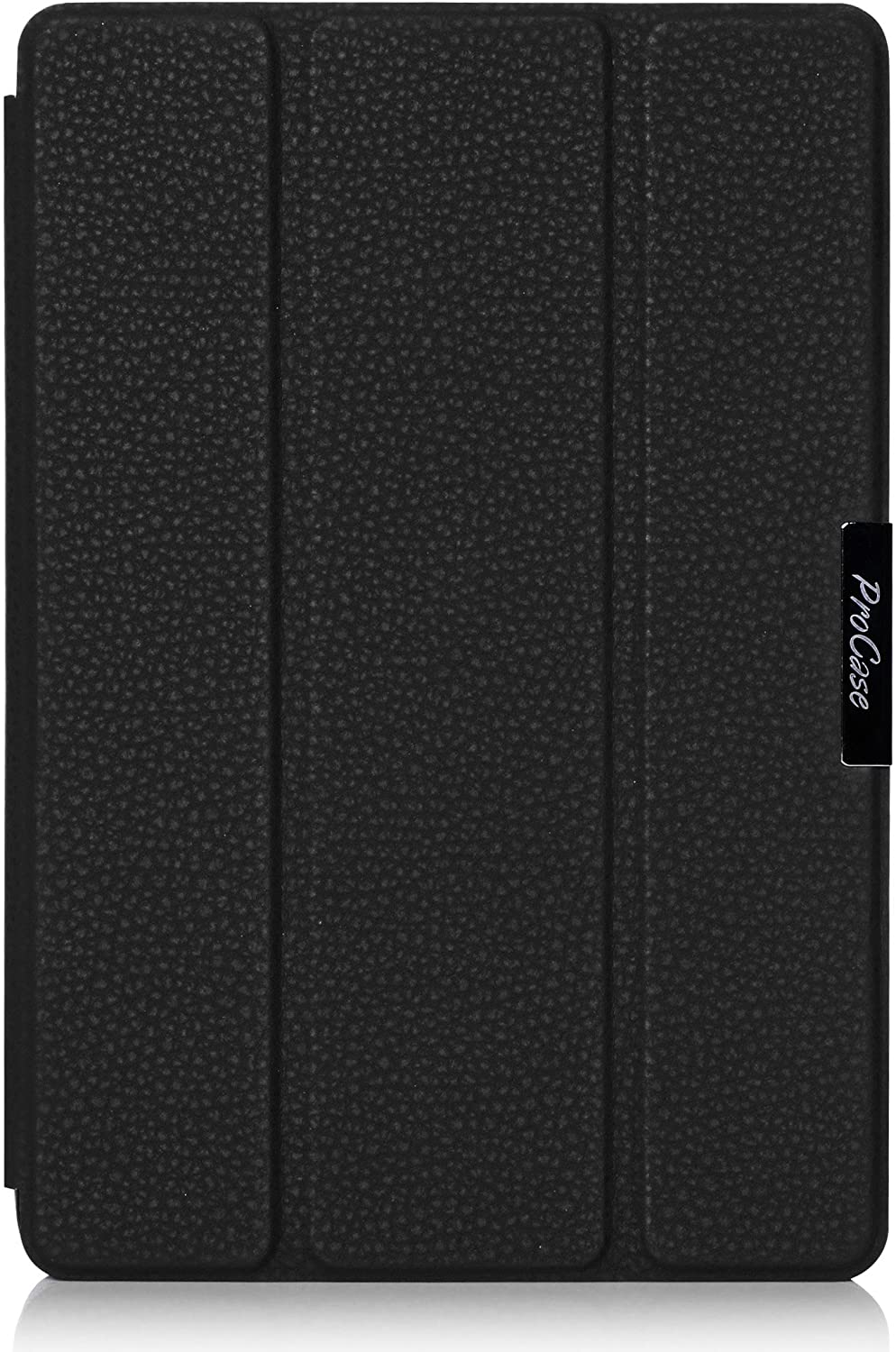 ProCase Folio Case Compatible for Galaxy Tab A 8.0 T350 P350 (Old Model), Slim Lightweight Hard Shell Standing Cover Case for 2015 Galaxy Tab A 8.0 inch SM-T350 Tablet -Black