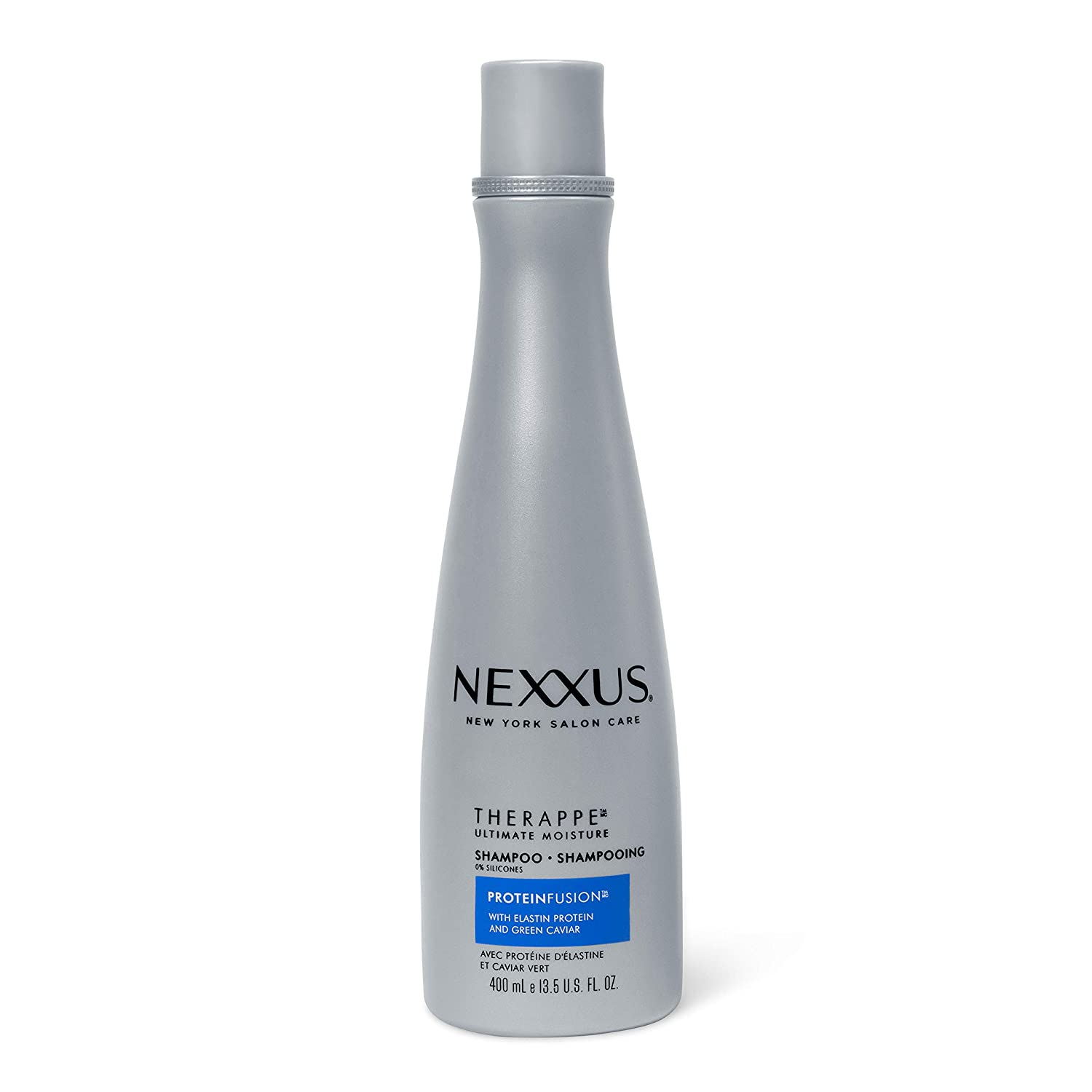 Nexxus Therappe Shampoo For Normal to Dry Hair Ultimate Moisture Silicone-Free 13.5 oz