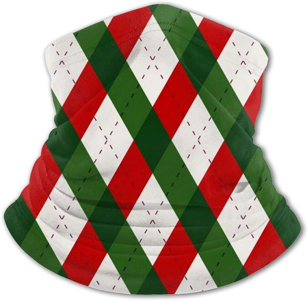 Christmas Headwear For Girls And Boys, Head Wrap, Neck Gaiter, Headband, Tenn Fishing Mask, Magic Scarf, Tube Mask, Face Bandana Mask For Camping Running Cycling