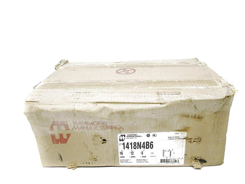 Hammond 1418N4B6 NSMP