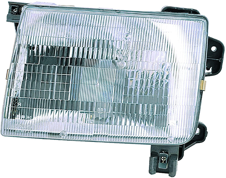Dorman 1590810 Driver Side Headlight Assembly For Select Nissan Models