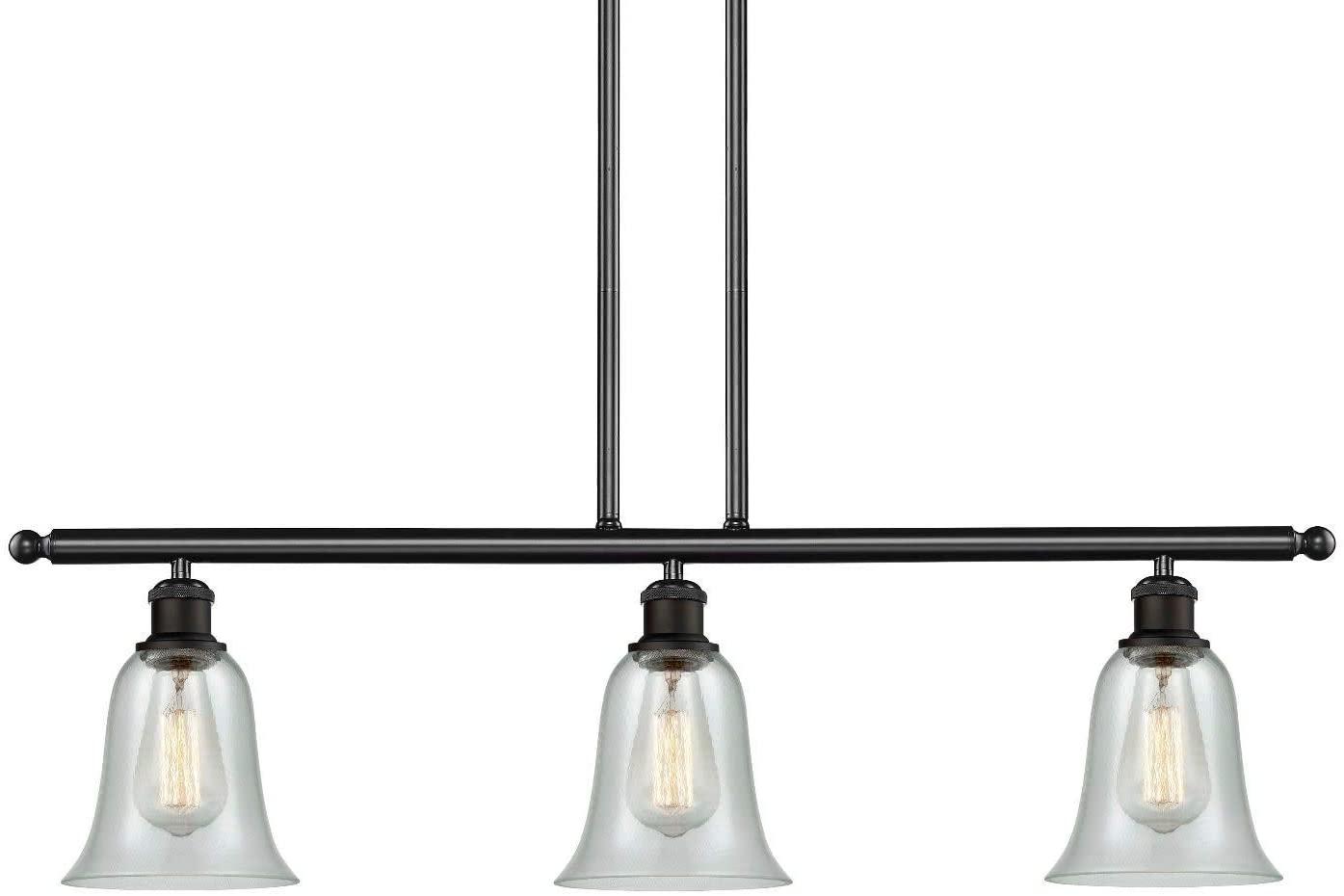 Innovations 516-3I-OB-G2812 3 Island Light, Oil Rubbed Bronze