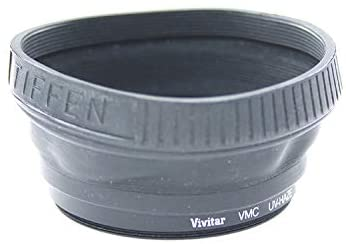 55MM Sunshade W UV Filter