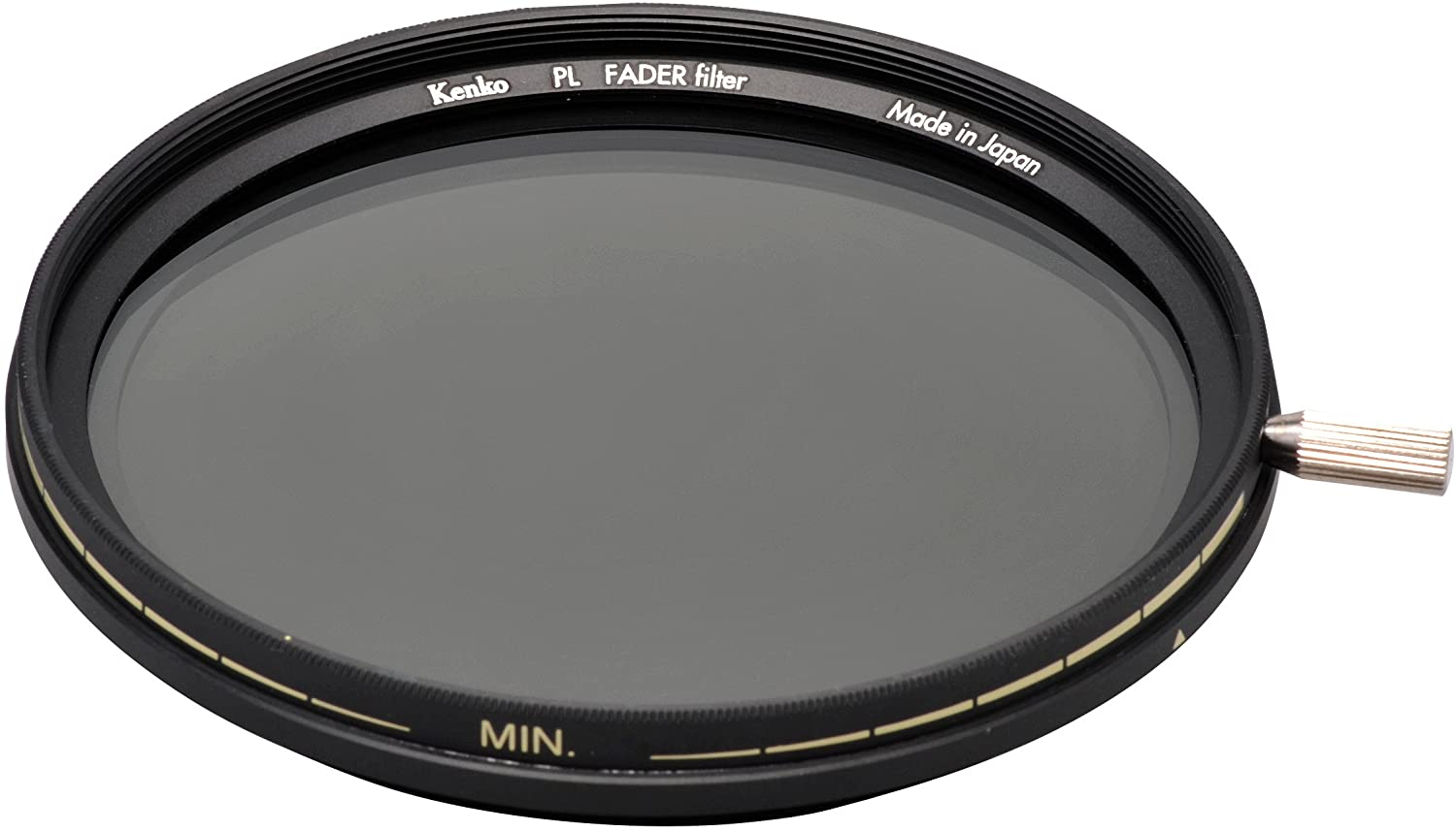 Kenko 55mm PL FADER Variable Neutral Density (ND3 to ND400) Camera Lens Filters
