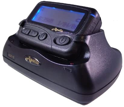 Apollo Gold XP Alpha Numeric Pager Hand Programmable