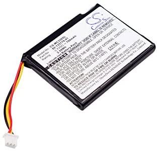 700mAh Replacement for Zebra CS3070, CS3300 Battery, P/N 82-133770-01