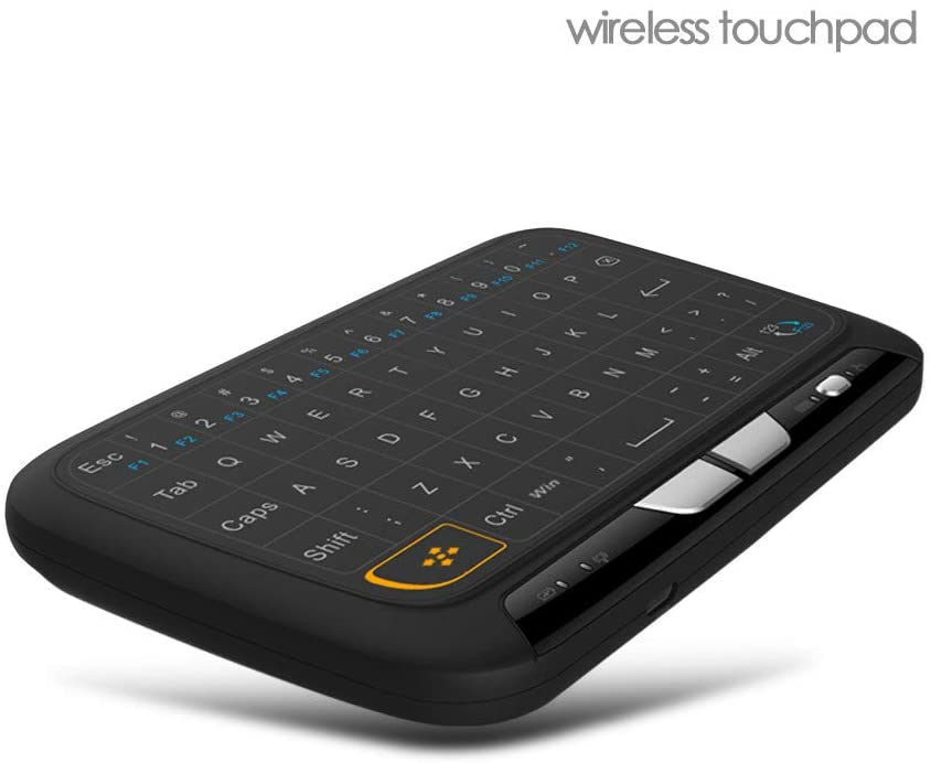 Sky Remote Control, Mini Wireless Keyboard Touchpad Multimedia HTPC Keyboard Intelligent Power Saving, Energy Saving and Environmental Protection