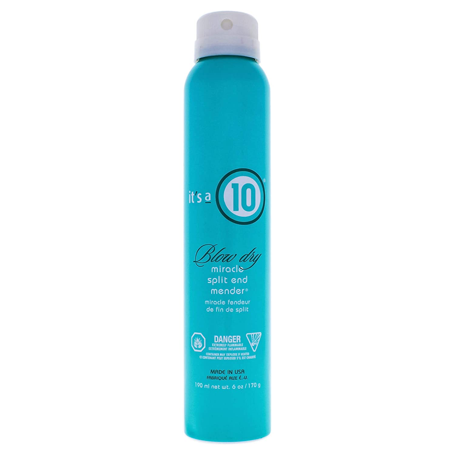 It's A 10 Blow Dry Miracle Split End Mender, 6.67 Ounce