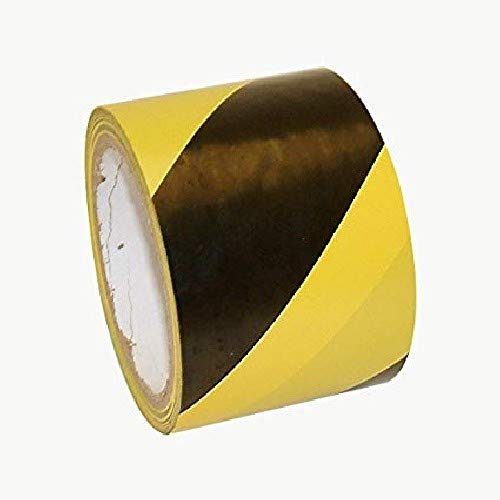 Harris Industries, Inc. WAS-31 3in x 54ft Stripes Warning Tape