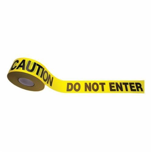 C.H. Hanson Caution Do Not Enter - 2 mil 1,000ft