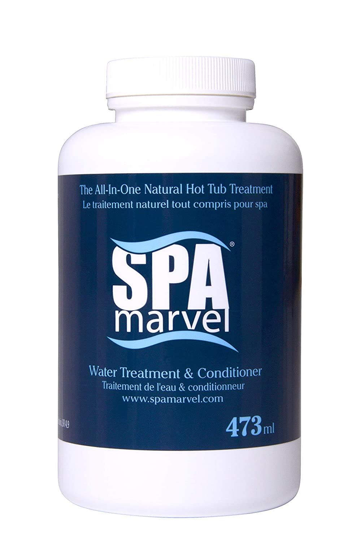 Spa Marvel. Water Treatment & Conditioner 16 fl oz (Regular)