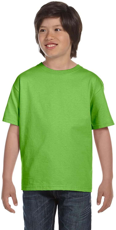 Gildan Boy's 5.5 Oz. 50/50 T-Shirt