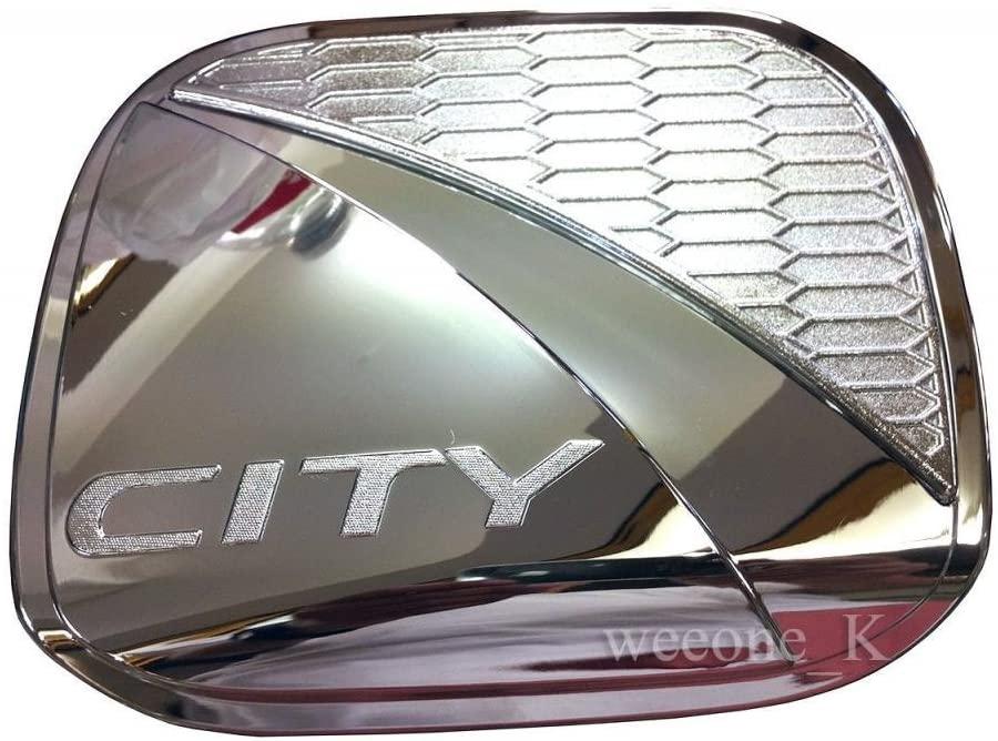 K1AutoParts Fuel Filler Gas Tank Cap Door Cover Trim For Honda City Sedan 2014 2015 2016