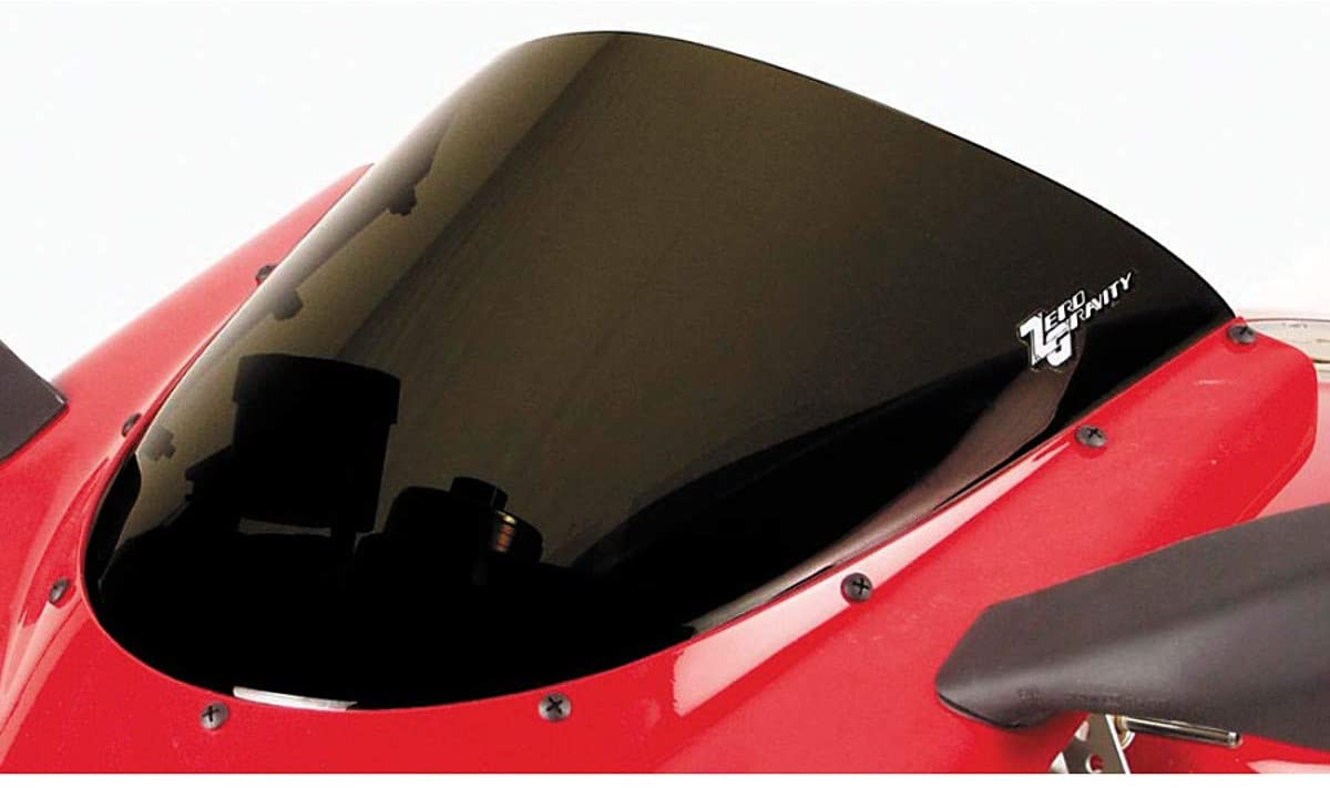 ZERO GRAVITY SR Series Windscreen (Dark Smoke) for 99-02 Yamaha YZF-R6