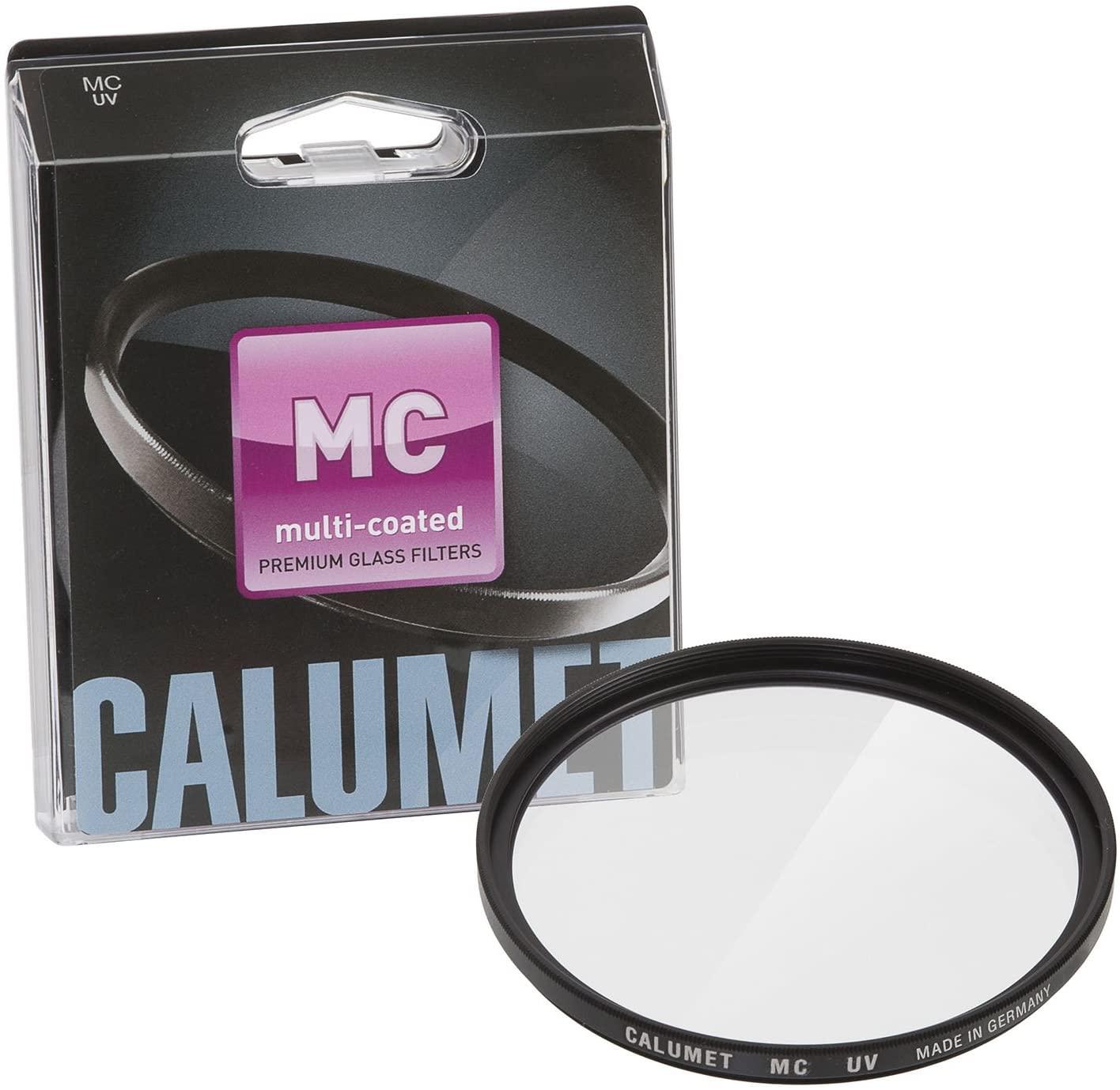 Calumet 62mm Multi-Coated Uv Filter.