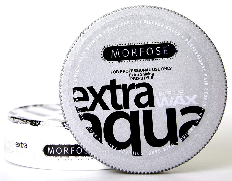 Morfose Extra-Shining Pro-Style Aqua Hair Gel Wax