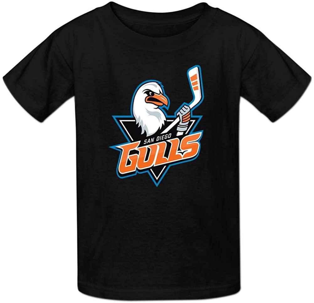 Bokeasy San Diego Gulls Child T-Shirt