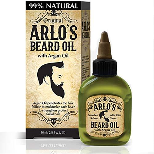 Arlo's Beard Oil with Argan Oil 2.5 ounce (6-Pack)