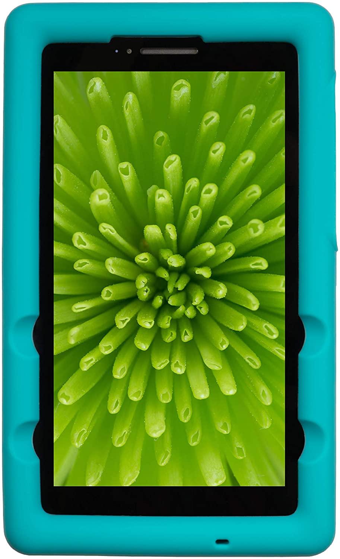 BobjGear Bobj Rugged Tablet Case for Lenovo Tab E7 (TB-7104F) Kid Friendly (Terrific Turquoise)