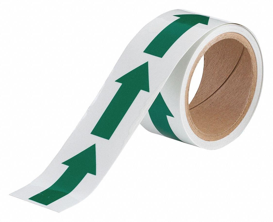 Marking Tape, Roll, 2In W, 15 ft. L