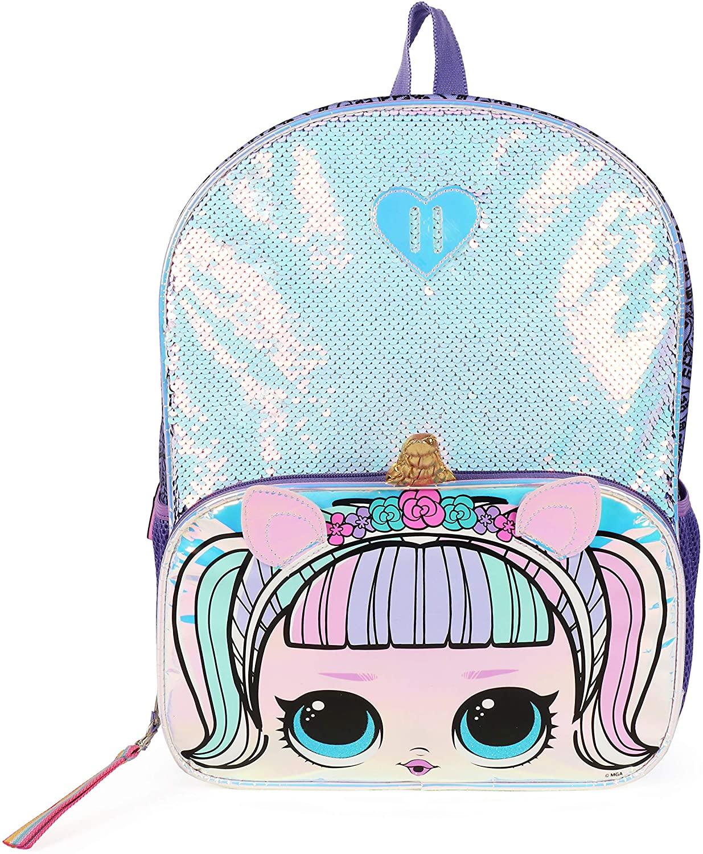 Fab Starpoint LOL Surprise Unicorn Backpack, Multi, Size One_Size
