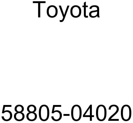 TOYOTA Genuine 58805-04020 Console Panel Sub Assembly