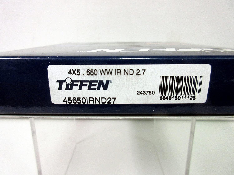 New 4x5.65 Tiffen Full Spectrum IRND2.7 Filter