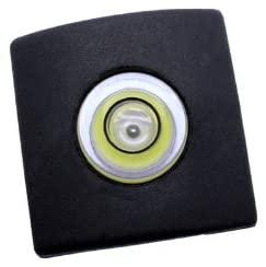Photo Plus Hotshoe Bull's Eye Spirit Level (Pack of 2) for Sony Alpha A58 / A99 / NEX-6 / DSC-RX1