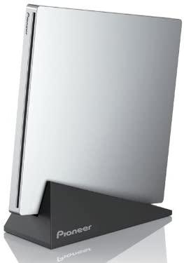Pioneer Electronics USA Slim External Blu-Ray Writer (BDR-XU03)