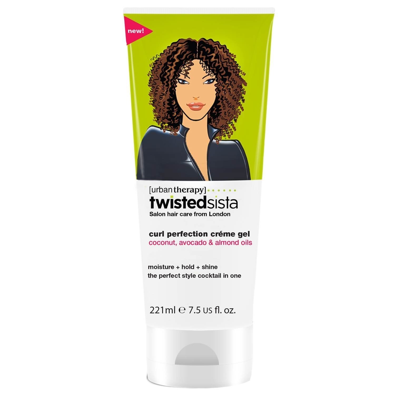 Twisted Sista Curl Perfection Creme Gel 7.5 Oz