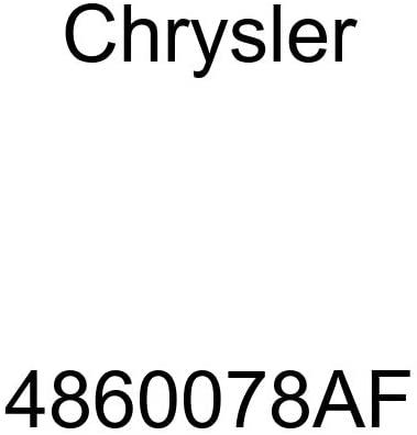 Genuine Chrysler 4860078AF Parking Brake Cable