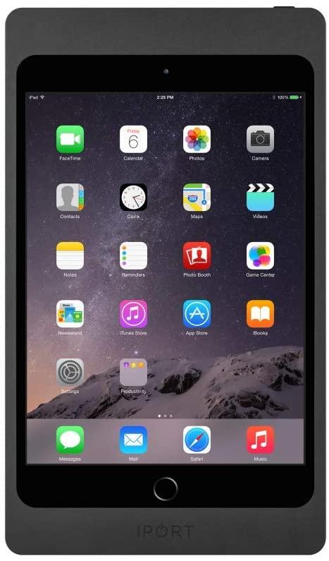 iPort Luxe Case for iPad Mini 4, 5th Gen - Black