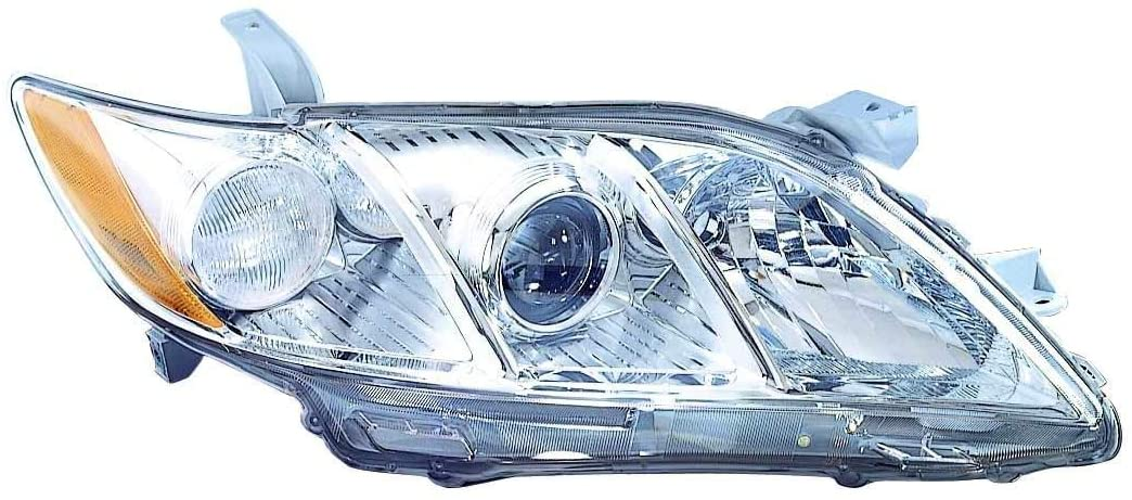 Depo 312-1198R-ASN1 Right Hand Side Head Lamp Assembly
