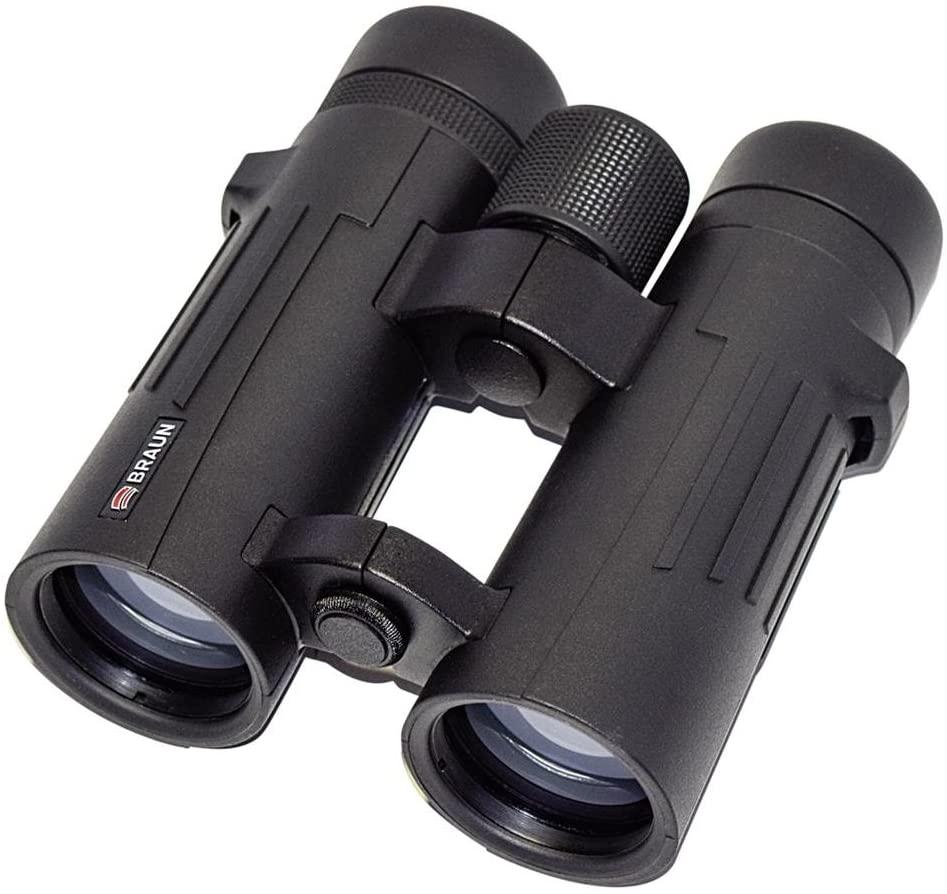 Braun 8 x 42WP Compagno Binoculars - Black