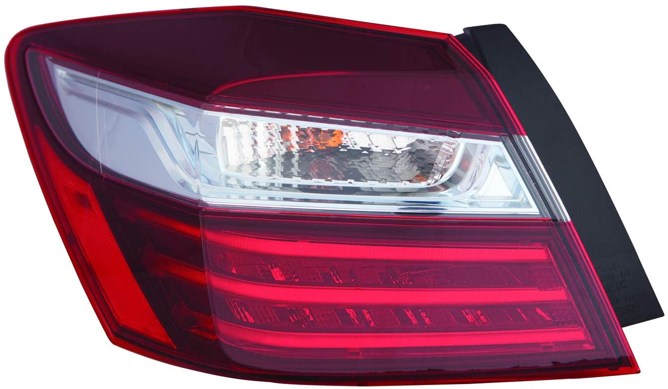 DEPO-317-19AJL-AC for Honda Accord Hybrid 17 Tail Light Asy Outer LH Driver Side