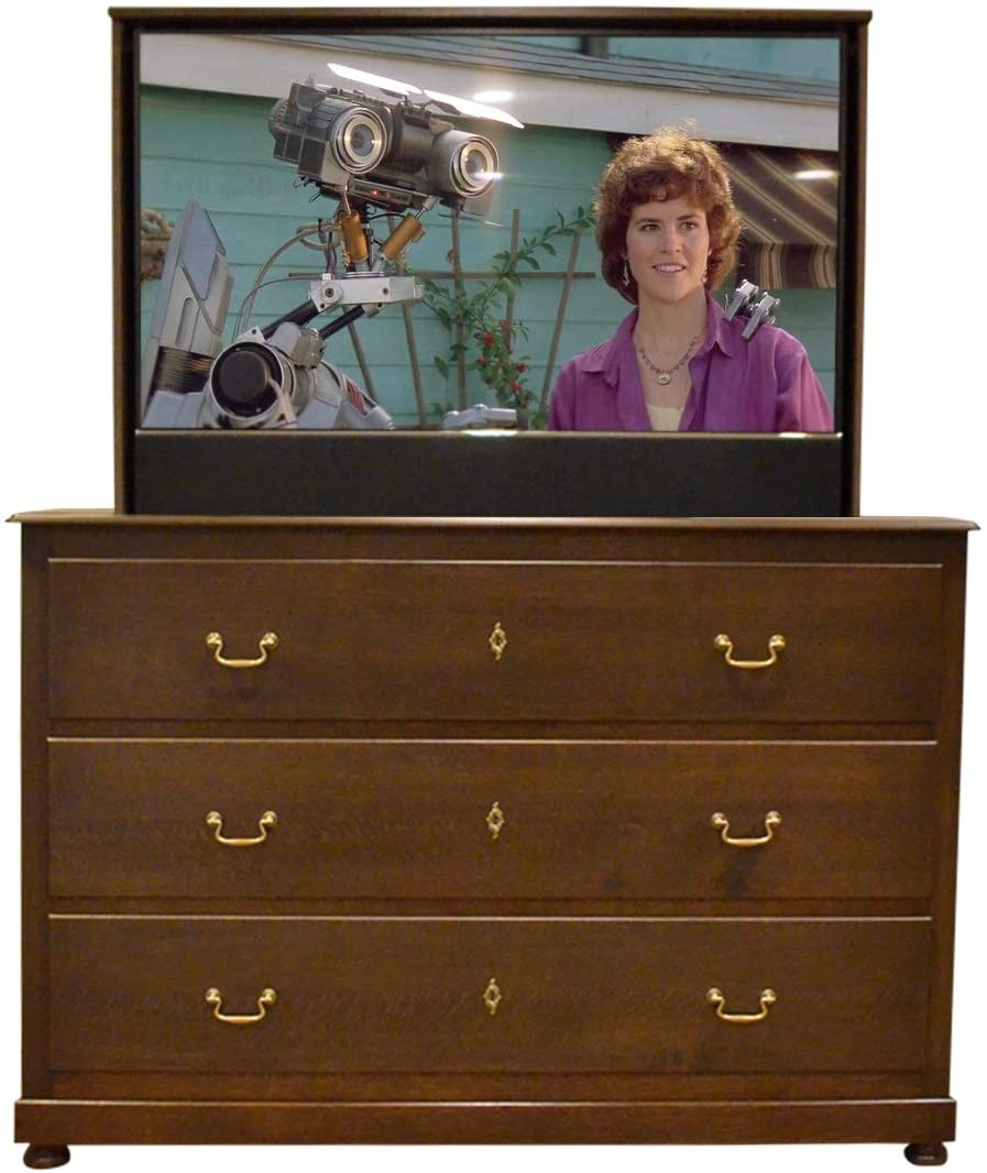 Pop Up TV Lift - Handcrafted Norway TV Lift Cabinet - ATL System (60