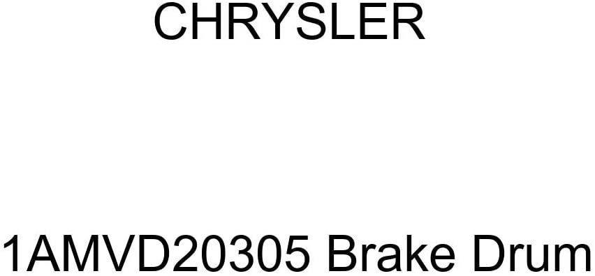 Genuine Chrysler 1AMVD20305 Brake Drum