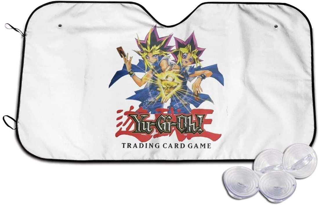 Beedwarm Yu-Gi-Oh Car Sun Shade Uv Protector Shield