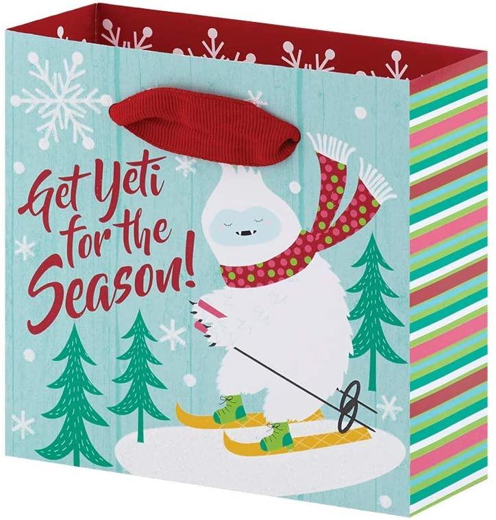 Yetti for The Season Medium Gift Bag (4)
