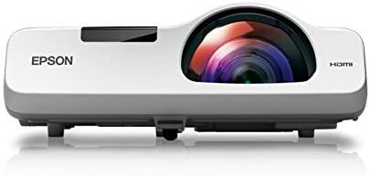 Epson PowerLite 530 3LCD Projector - White - 3E3203
