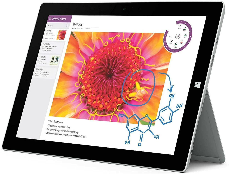 Microsoft Surface Pro 3 (256 GB, Intel Core i7) (Renewed)