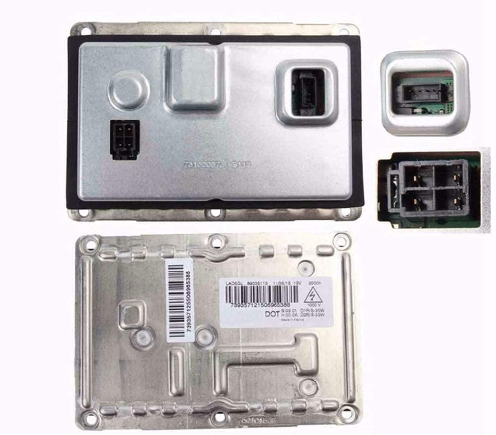 US-JSM Head Lamp Light Ballast Controller OEM 89030471 89035113 Fit for Audi DOT