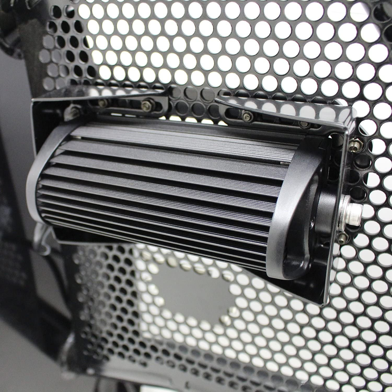 Westin Automotive Products 57-0025 Black HDX Flush Mount B-Force LED Light Kit
