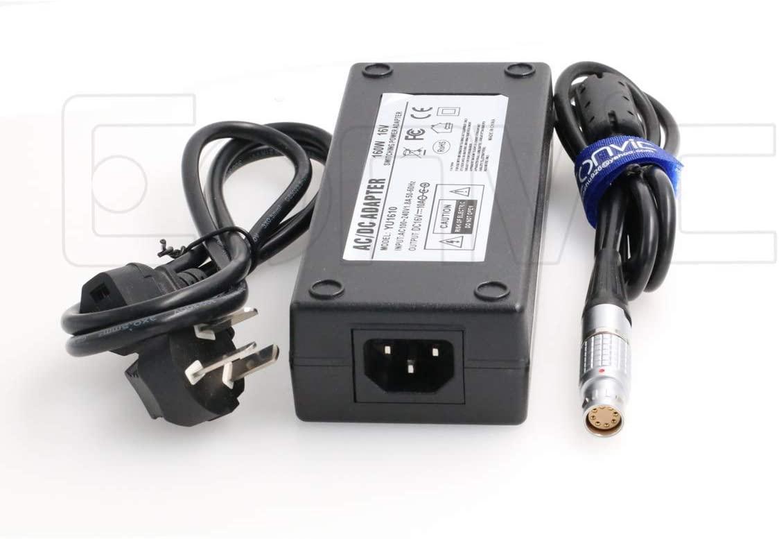 Eonvic 16V 10A Power Supply Adapter for ARRI Amira and Alexa Mini Cameras