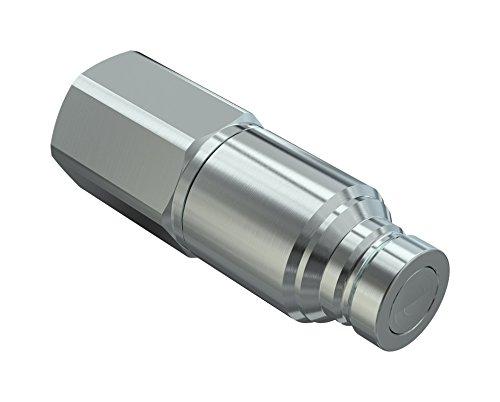 Faster Coupling 3FFI 1 NPT M ISO 16028 Steel, Male, 1