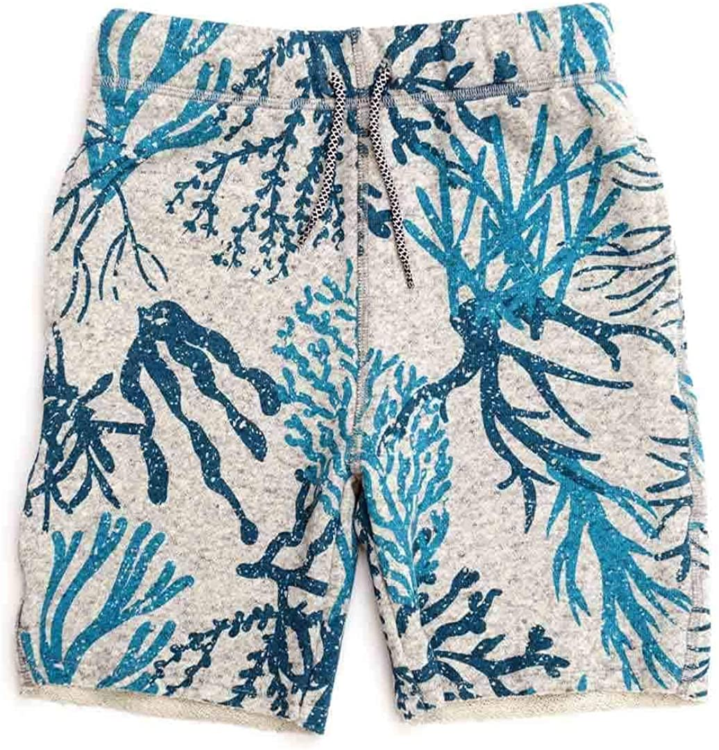 Camp Shorts | Coral Reef